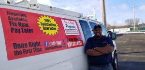 jason cummings owner of dayton oh handyman business